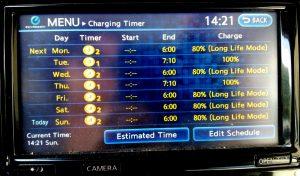 Charging Timer טיימר טעינה